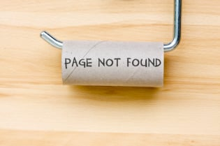 Creative 404 Pages: How To Make Broken Links Suck Less
