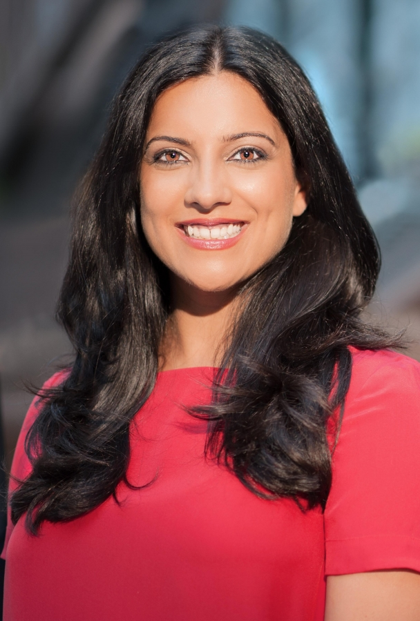8 Women Taking Over The World Of Web And Tech - Reshma Saujani