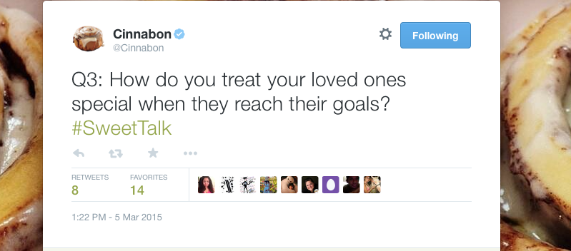 What Cinnabon Can Teach You About Brands On Social Media