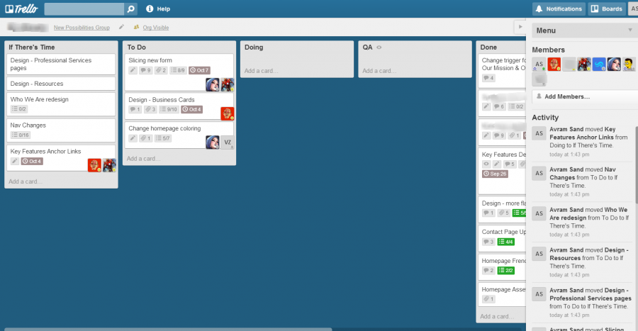 Why We Love Trello As A Project Management Tool